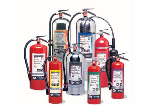 Extinguishers in Calgary