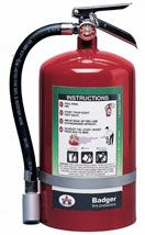 Portable Fire Extinguisher | Halotron