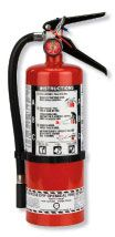 Portable Fire Extinguisher | ABC